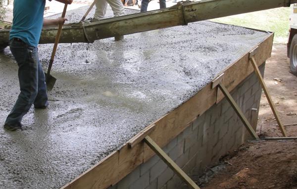 Photos Of Shelter Construction Diystormshelter Com How