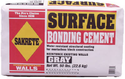 Surface Bonding cement by Sakrete
